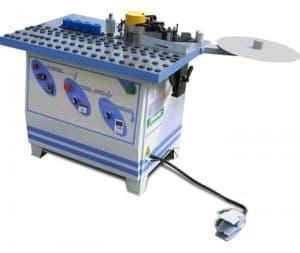 WT-91STD - Кромкооблицовочный ручной станок  (Толщина кромочного материала от 0.3 до 3.0 мм, дополнительный узел точной торцовки ) YUTON,  Китай