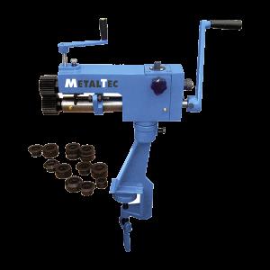 Ручной зиговочный станок MetalTec RM 08M