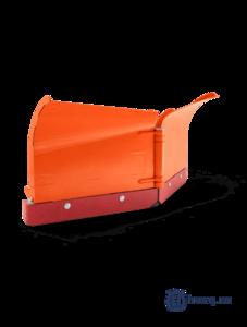 Отвал с изменяемой геометрией для райдера Husqvarna P 525D