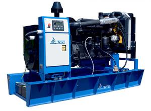 Дизельный генератор ТСС АД-100С-Т400-1РМ1