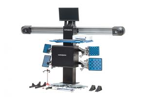 NORDBERG СТЕНД СХОД-РАЗВАЛ 3D модель C802PIT для ям