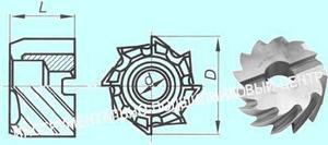 Фреза Торцевая насадная  80х40х32 Р6М5К5 Z=16
