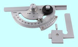 Угломер 0-180° тип1 2УМ с нониусом цена дел. 2 мин. для измерения наружных углов