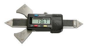 """Штангентолщиномер 0-20мм (0,01) электронный для измерения толщины сварочных швов """"CNIC"""" (129-320)"""