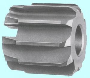 Развертка d 35,0х50х16 H9 насадная цельная Р6М5 Z=10 винт.кан.
