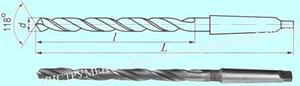 Сверло d 10,8х120х210 к/х Р6М5