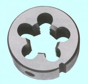 """Плашка М  7,0 (1,0) dнар.25мм 9ХС  6g """"CNIC"""""""