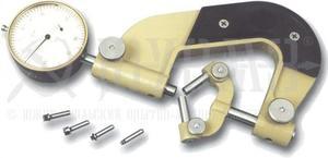 Прибор типа РМ 3-33мм (0,01) для контроля среднего диаметра резьбы метчиков (КРИН)
