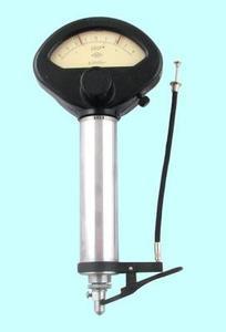 Головка измерительная Пружинная тип  01ИГП (Микрокатор) (0.0001мм ±0.004мм) с отводкой и тросиком, г.в. 1965