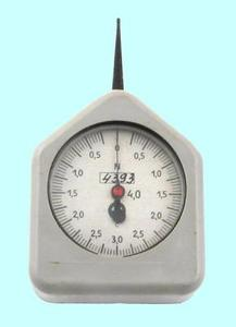 Граммометр часового типа Г-3.0, кл. т. 4,0, цена дел. 0,05 г.в. 1973