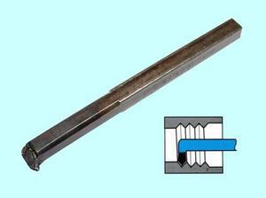 "Резец Резьбовой  12х12х160 ВК8 для внутренней резьбы DIN 283-60 ""CNIC"""