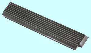 Гребенки Для метрической резьбы с шагом 1,25мм Р18 (комплект из 4шт) ГОСТ2287 (2660-0112)