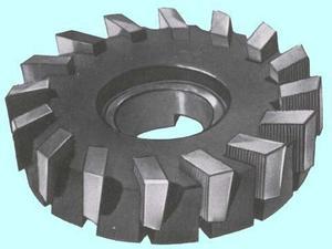 Фреза Торцевая насадная 250х45х50 со вставными рифл. ножами (0015) Т5К10 Z=24