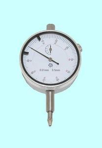"""Индикатор Часового типа ИЧ-10, 0-10мм кл.точн.1 цена дел.0.01 d=60 мм (без ушка) """"TLX"""""""