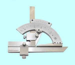 """Угломер 0-320°  для измер. передних и задних углов,цена дел.2 мин. """"TLX"""" (CWJ320-001)"""