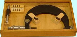 Микрометр Резьбовой со вставками  МВМ-125, 100-125 мм