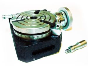 Стол поворотный Visprom HV4 (3 паза), ⌀ 110мм