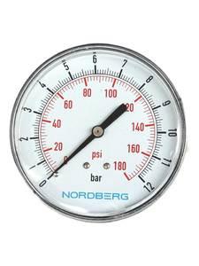 Манометр для подкачки Nordberg Ti8