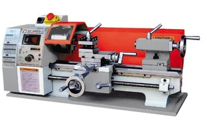 Токарный станок по металлу с переменной скоростью Holz Mann ED300FD_230V
