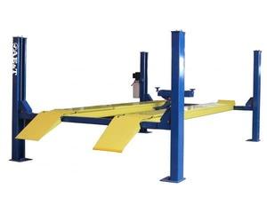 Подъемник четырехстоечный AE&T F4.5D-4