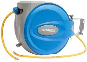 Пневматический шланг на самоскручивающейся катушке Nordberg ECO HR1030HPVC