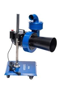 Установка мобильная для сбора выхлопных газов Nordberg MEU05