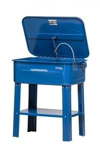 Установка для мойки деталей с электрическим насосом Nordberg NW90