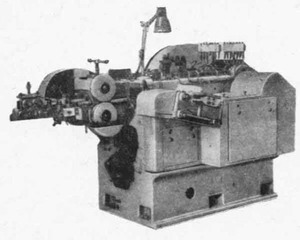 А1617 - Автоматы холодновысадочные гаечные