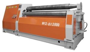 Вальцовочный гидравлический станок Stalex W12-8х2000