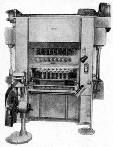 А6124 - Автоматы листоштамповочные многопозиционные