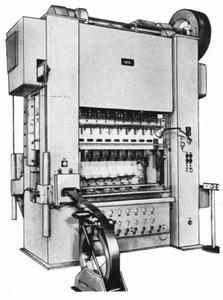 А6126 - Автоматы листоштамповочные многопозиционные