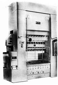 А6126Б - Автоматы листоштамповочные многопозиционные