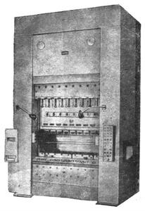 А6128А - Автоматы листоштамповочные многопозиционные