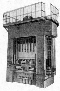 А6132А - Автоматы листоштамповочные многопозиционные