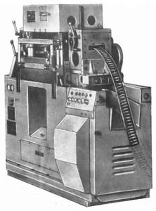 А6224 - Автоматы листоштамповочные с нижним приводом