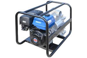 Мотопомпа бензиновая для грязной воды ТСС PGST100