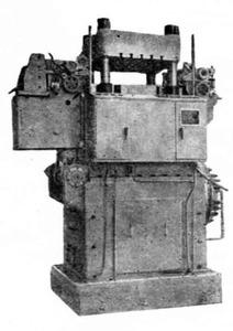 А847 - Автоматы листоштамповочные с нижним приводом