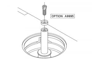 Цанговый зажим для концевых фрез 8 мм для JKM-310