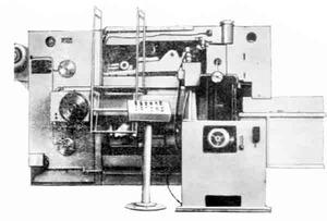 АА6032 - Автоматы листоштамповочные с нижним приводом