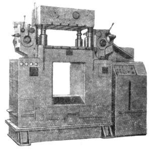 АБ6228 - Автоматы листоштамповочные с нижним приводом
