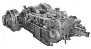 АБ148А - Автоматы холодной штамповки роликов