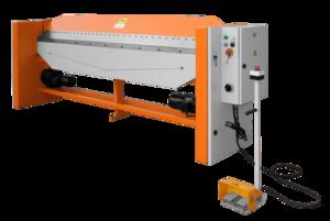 Листогибочный сегментный электромеханический станок Stalex EFMS 2020