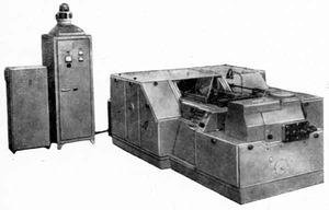 АБ1821 - Автоматы холодновысадочные гаечные