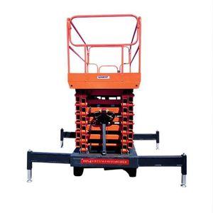 Несамоходный подъемник ножничного типа Grost Tower 500-9 АС 380