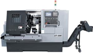 ACCUWAY UT 200, Токарные станки с ЧПУ, диаметр обработки 350 мм.