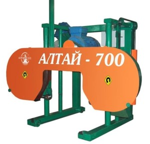 Пилорама ленточная горизонтальная АЛТАЙ™-700-900-900prof-1000-1200-1400