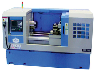АС16К25Ф3/1000, Токарные станки с ЧПУ, диаметр обработки над станиной 500 мм.