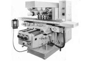 АС682 - Горизонтальный фрезерный станок (стол 315х1250 мм., Мощность 8,5 кВт.)