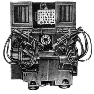 1Д365ПЦ - Станки токарно-револьверные с вертикальной осью револьверной головки