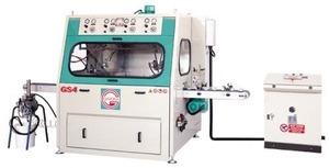 Автоматическая окрашивающая установка GS4(6) + УФ туннель SPC 7(10) (GIARDINA, Италия)